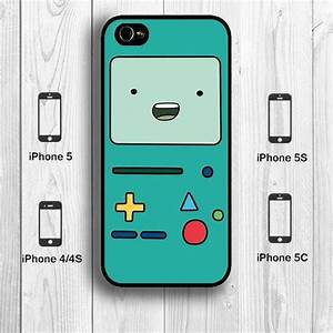 Beemo BMO iPhone 5S Case, Time Adventure iPhone 5C Case ...
