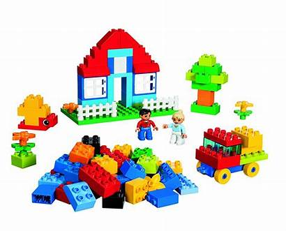 Lego Duplo Clipart Legos Playing Box Toys