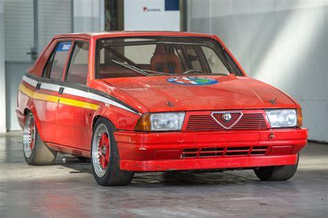 Alfa Romeo V6 by 1990 Alfa Romeo 75 V6 Gr N Racing Sport Cars