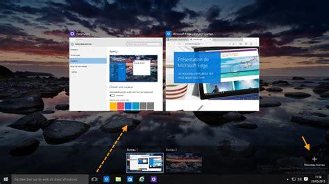 windows  acces aux applications  bureaux virtuels