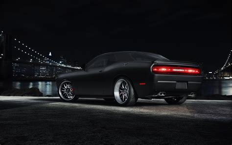 Dodge Challenger Custom Muscle Car Hor Rod Cg Digital Art