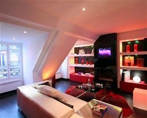 Deco Salon Rouge Et Noir. d co salon rouge et noir. d coration salon ...