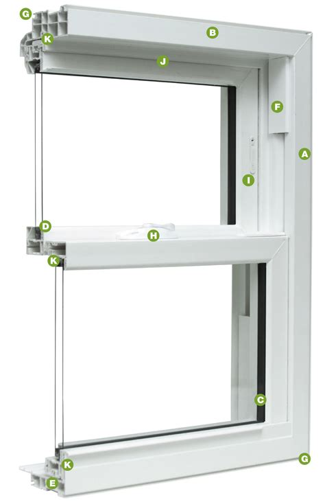 energy efficient insulated windows aspect vinyl window features