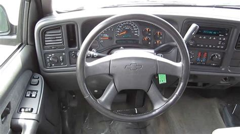 2003 Chevy Silverado Interior by 2003 Chevrolet Silverado Pewter Stock B2139a