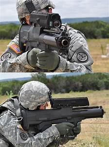 The Real Life Bolter (XM-25) image - Warhammer 40K Fan ...