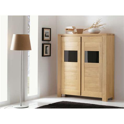 bureau merisier massif bibliothèque fermée 2 portes arlequin meubles de normandie