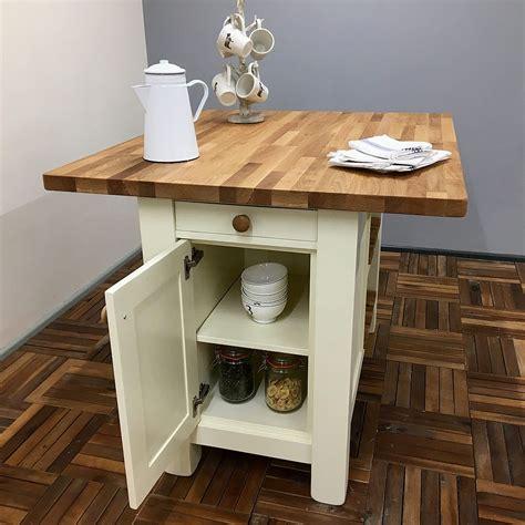 freestanding kitchen island  double breakfast bar