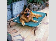 Chairs & Loungers Elevated Pet Bed Large Heritage