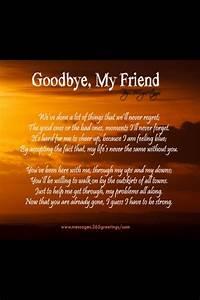 17+ best ideas about Goodbye My Friend on Pinterest ...