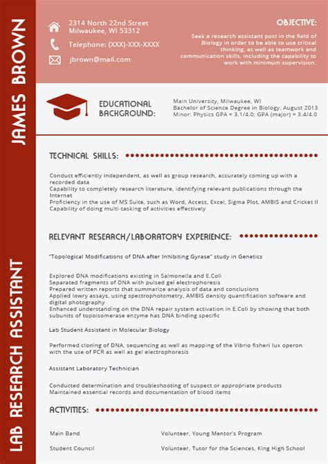 current resume formats  resume