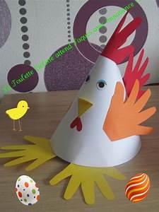 Bricolage De Paques : bricolages de p ques ~ Melissatoandfro.com Idées de Décoration