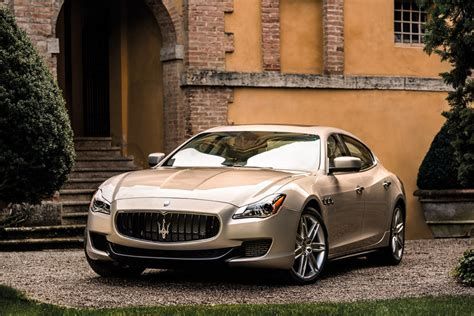 Maserati Expecting Much Better Sales Of New Quattroporte