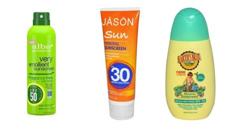 Hain Celestial Sunscreen Brands Make EWG's 'Best' List ...