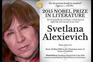 Nobel 2015    Winners List Of 2015 Nobel Prizes