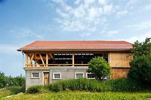 Kleine Häuser Modernisieren : architektenh user umgebaute scheune sch ner wohnen ~ Michelbontemps.com Haus und Dekorationen