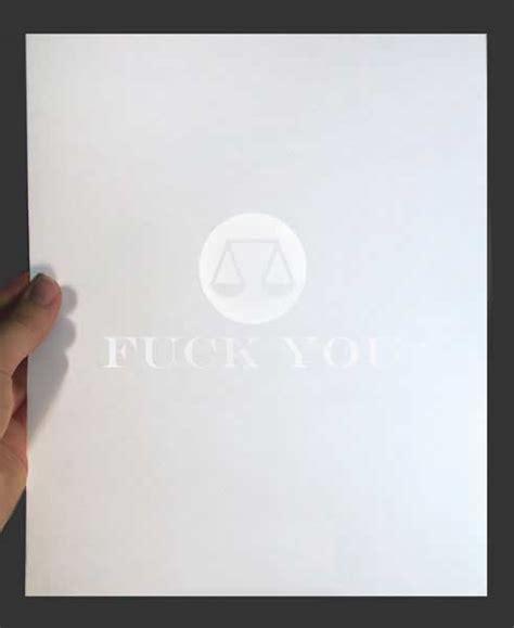 make watermark on paper