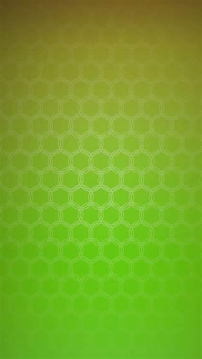Hijau Kuning Sc Gradien Lingkaran Circle Pattern
