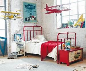 Chambre Garçon 6 Ans : idee decoration chambre garcon 6 ans ~ Farleysfitness.com Idées de Décoration