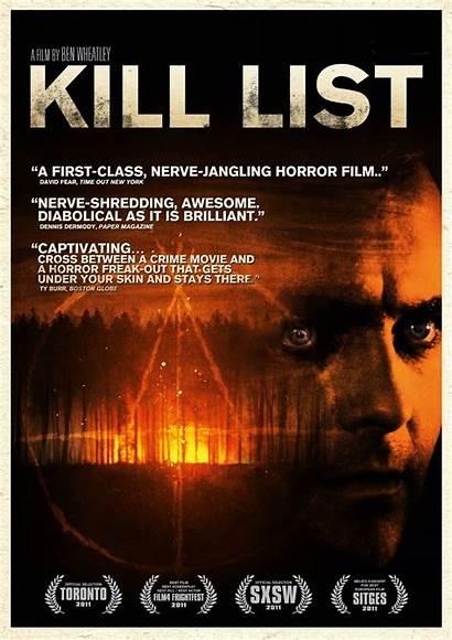 Kill Poster Sacrifice Weekend Killing Film Horror