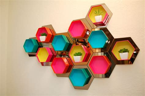 wall decor target australia hexagon shelf how to perkins perkins