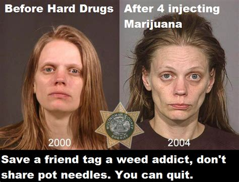Injecting Marijuanas Meme - faces of weed memes