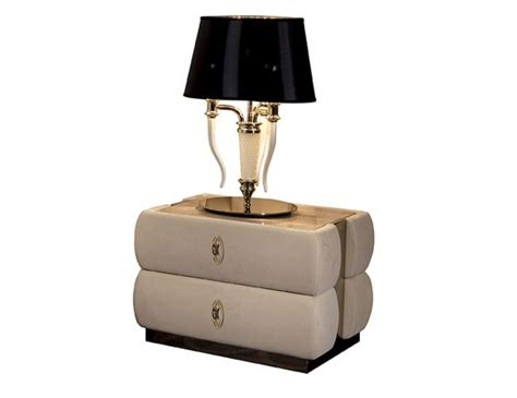 C Light Bedside Table By Primo by Nella Vetrina Visionnaire Ipe Cavalli Perkins Luxury