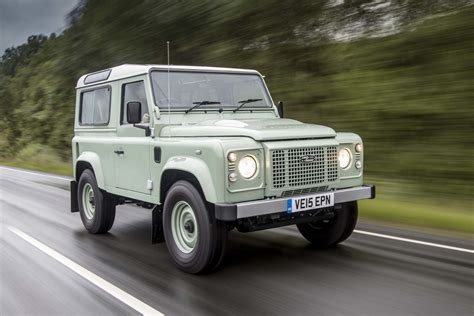 New Land Rover Defender Is