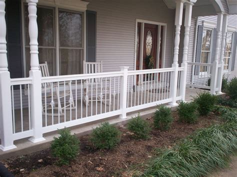 front porch railing 5 ways to improve your home s curb appeal by archadeck