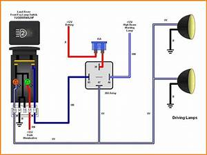 5 Pin Relay Wiring Diagram With Schematic 62333 Linkinx