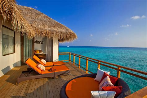 Velassaru An Island Resort In Maldives Architecture