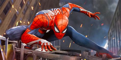 Marvel's Spider-man Ps4 Game Has Gone Gold