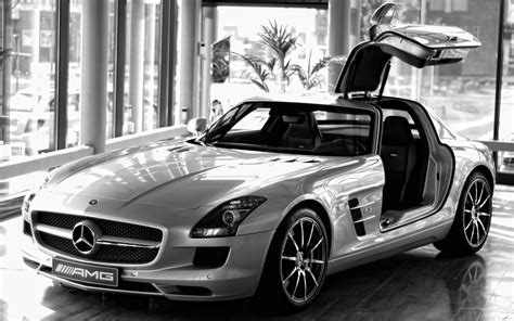 New Mercedes Amg Luxury Car Hd Wallpaper