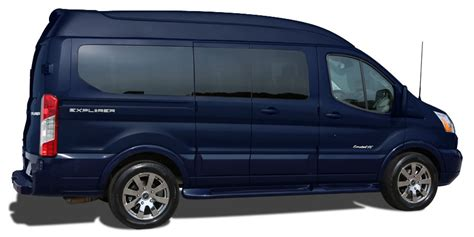 build  ford transit conversion van fred beans luxury