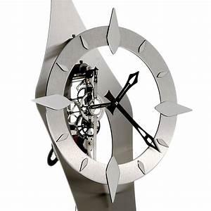 Horloge Murale Moderne : horloge comtoise contemporaine design moderne hortence ~ Teatrodelosmanantiales.com Idées de Décoration