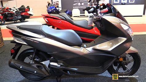 2015 Honda Pcx 150 Scooter