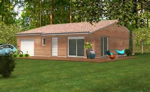 clairlande bois constructeur maison gironde 33 maison ossature bois basse consommation