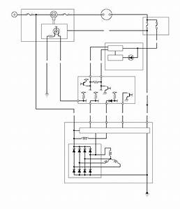 Charging System Circuit Diagram  R18a