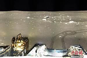 Chang'e 3 Lander Beams Back New Lunar Panorama Photos