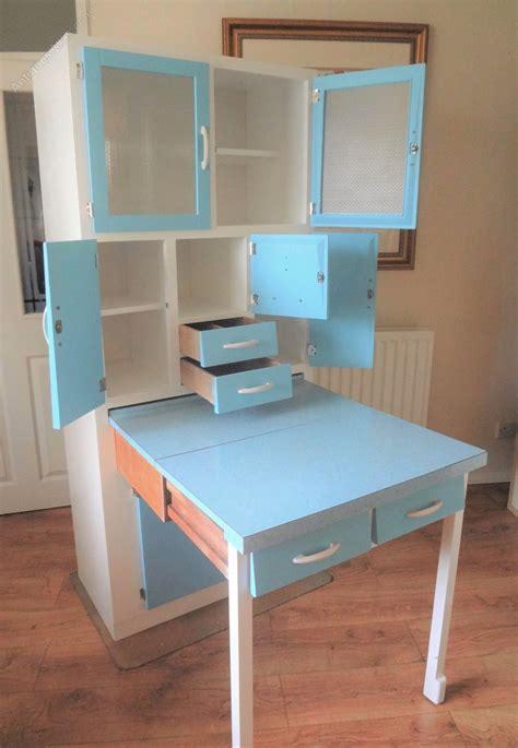 antiques atlas mid century vintage kitchen larder cabinet