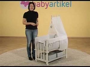 Roba Beistellbett Aufbauanleitung : roba 4in1 stubenbett babysitter youtube ~ Eleganceandgraceweddings.com Haus und Dekorationen