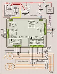 Genset Controller Bek3  U2013 Generator Controllers