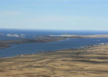 cruises port stanley falkland islands port stanley cruise ship