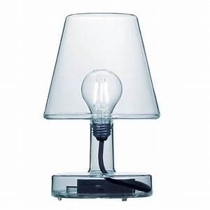 Lampe A Poser Sans Fil : fatboy lampe de table transloetje led sans fil sur ~ Teatrodelosmanantiales.com Idées de Décoration