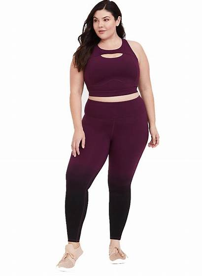 Plus Workout Clothes Outfits Summer Curvy Outfit