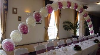chair covers party wedding balloons bradford all west