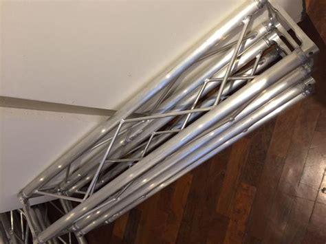 Tralicci Alluminio Usati - tralicci americana alutek usata 1 volta condizioni