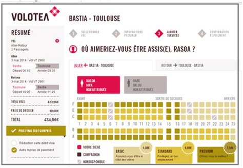 tap reservation siege volotea coupon