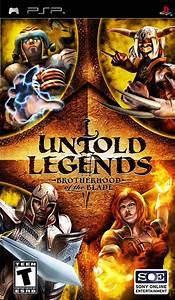 Untold Legends | RPG Land