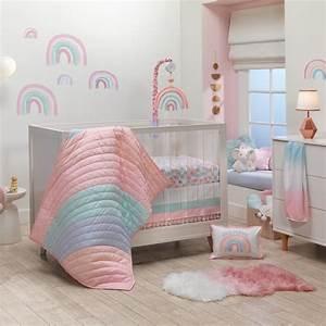 Lambs, U0026, Ivy, Watercolor, Pastel, Pink, Mint, Rainbow, 5