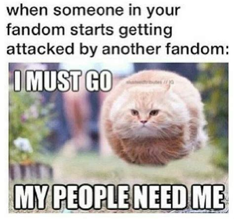 Fandom Memes - we are the fandom where being a part of the fandom means being a part of a family